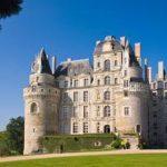 Brissac - le château